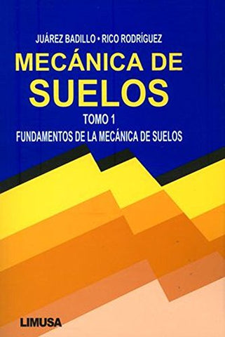 Mecanica De Suelos I / Ground Mechanics I: Fundamentos De La Mecanica De Suelos / Fundamentals Of Ground Mechanics (Spanish Edition)