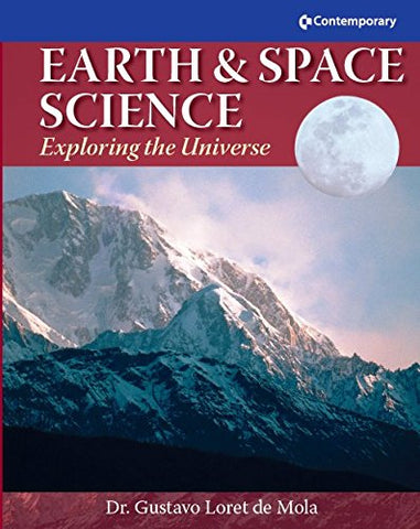 Earth & Space Science: Exploring The Universe - Student Workbook (Science Series)