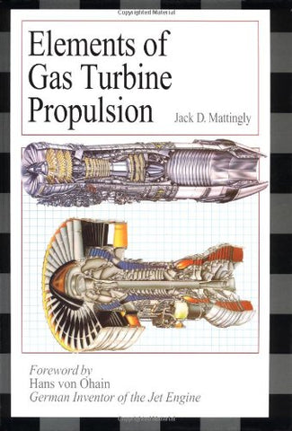 Elements Of Gas Turbine Propulsion W/Ibm 3.5' Disk