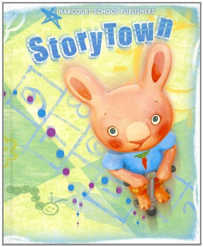Spring Forward, Student Edition, Level 1 (Storytown)