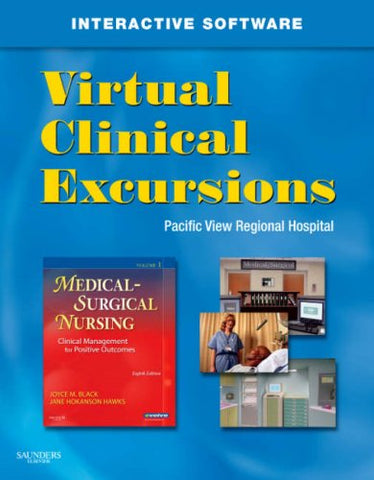 Virtual Clinical Excursions For Medical-Surgical Nursing: Clinical Management For Positive Outcomes, 8E
