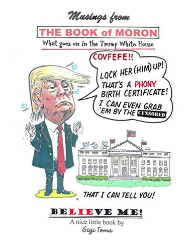 Musings From The Book Of Moron: What Goes On In The Trump White House