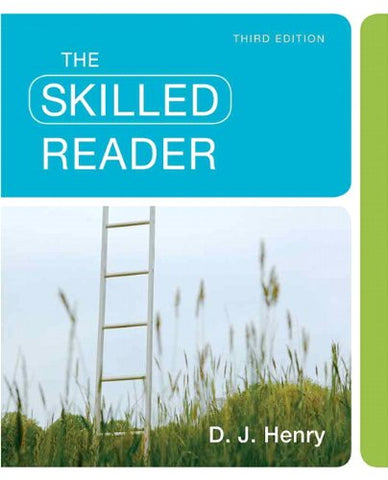 Skilled Reader, The Plus Myreadinglab With Etext -- Access Card Package (3Rd Edition)