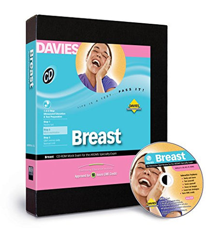Breast Sonography Windows Cd-Rom Mock Exam