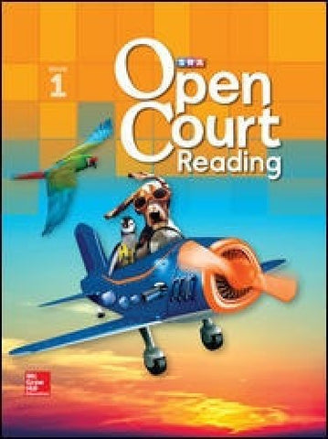 Open Court Reading Student Anthology, Book 1, Grade 1 (Imagine It)