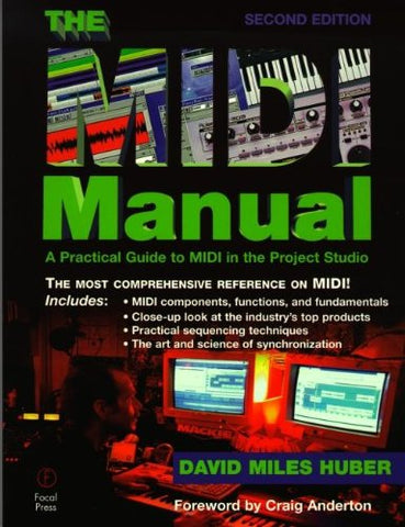 The Midi Manual, Second Edition (Audio Engineering Society Presents)