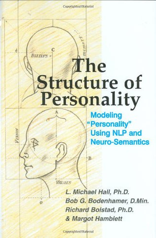 The Structure Of Personality (Nlp And Neuro-Semantics Approach)