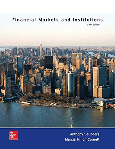Loose Leaf Financial Markets And Institutions With Connect Access Card