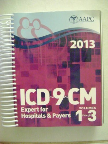 Icd-9-Cm Expert For Hospitals Vol. 1-3
