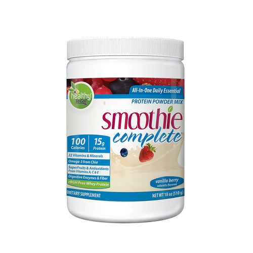 Complete Smoothie - Vanilla Berry 20 Serving
