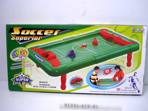 Soccer Hockey Game 628 07 - Evergreen Toys