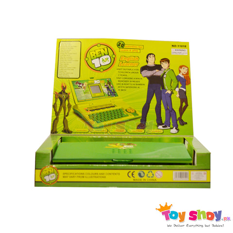 English Learning Laptop 1101 - Evergreen Toys
