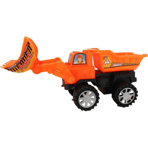 Construction Equipment 1 - Evergreen Toys