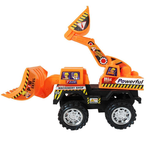 Construction Equipment Machine 3 - Evergreen Toys