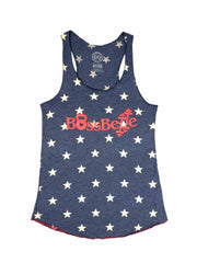 BossBelle Fit For A Star Racerback Tank