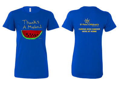 "Ladies ""Thanks a Melon"" T-Shirt"