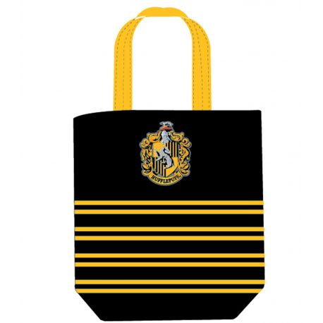 Sac Tote bag Harry Potter - Reversible Poufsouffle - MOVIESTORE