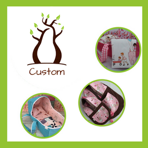 Custom Doll Carrier - Non-Refundable Deposit