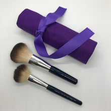 Load image into Gallery viewer, Custom Branded Makeup Brush roll