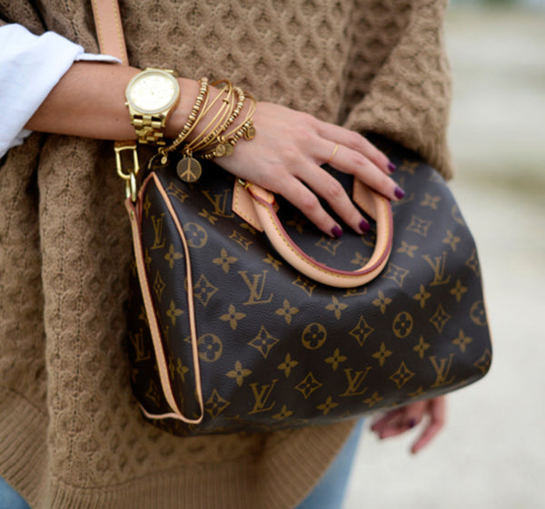 Louis Vuitton Bags 4 Ways
