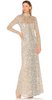 GHOST - Meryl Dress Cheetah - Designer Dress hire
