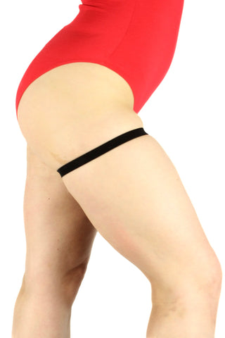 Thighsies Velvet Single Strap