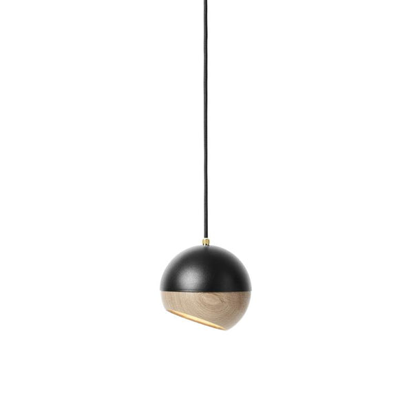 Ray Pendant Lamp | M Black