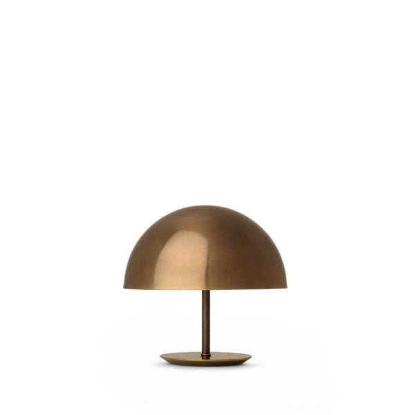 Baby Dome Lamp | Brass