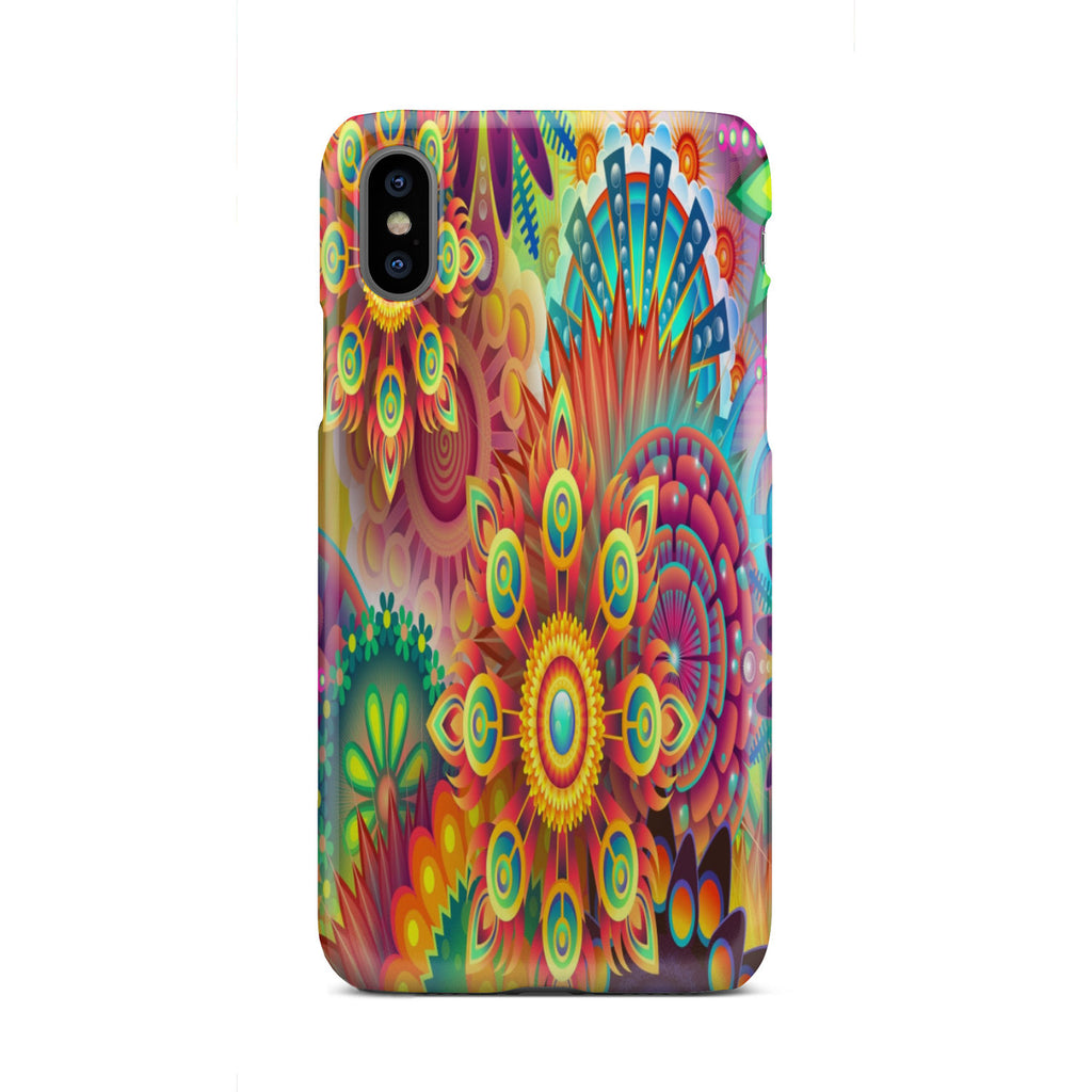 Colorful Abstract Phone Case - Hifza Apparel