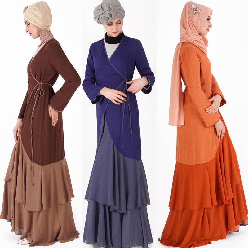 Turkish Abaya Kaftan - Hifza Apparel