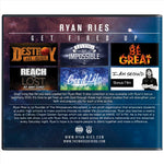 "Ryan Ries ""Get Fired Up"" 5 Disc 