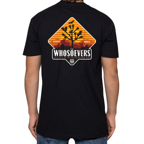 Wilderness Premium T-Shirt | Black
