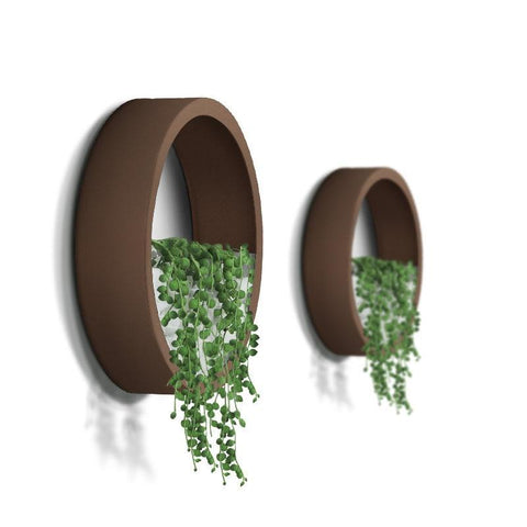Nordic See-Through Wall Planter - AddPop