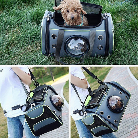 Pet Airport Bag with a View - AddPop