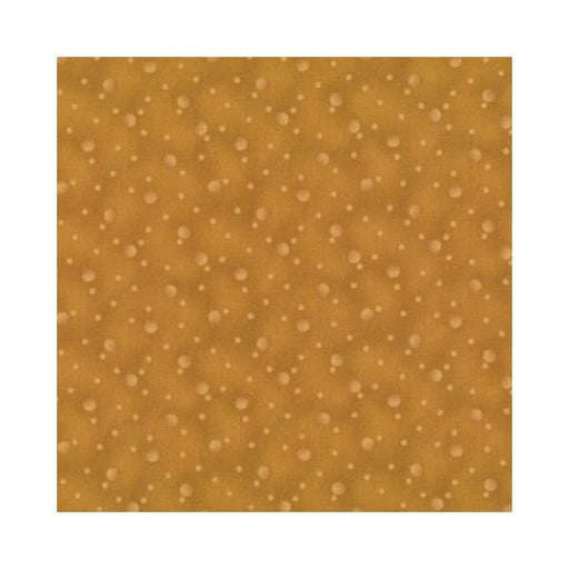 Quilters Basic - Bubbles - Goldenrod