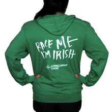 Load image into Gallery viewer, Race Me I'm Irish Full Zip