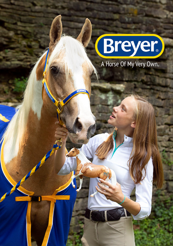 Sign Up for the Breyer Email Newsletter!