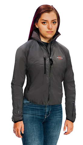 Generation WaterProof Women's Heated Liner With Hood Trade Up