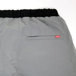 HighLife / Panelled Truck  Pants - Grey -