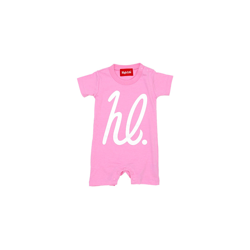 HighLife Kid's / hl Rompers - Pink -