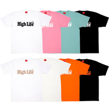 HighLife / Main Logo Tee - Orange -