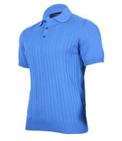Blue Polo Knitwear, Size XXL