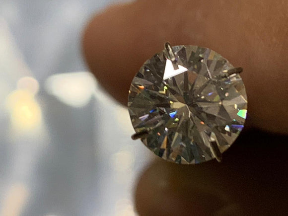 2 Ct Lab Grown Moissanite