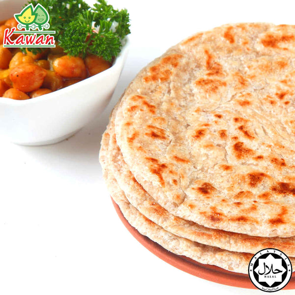 [Carton] Roti Chapatti (10 pcs x 24 packets)