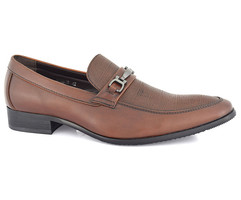 Gordon-Formal Footwear for Men-Brown