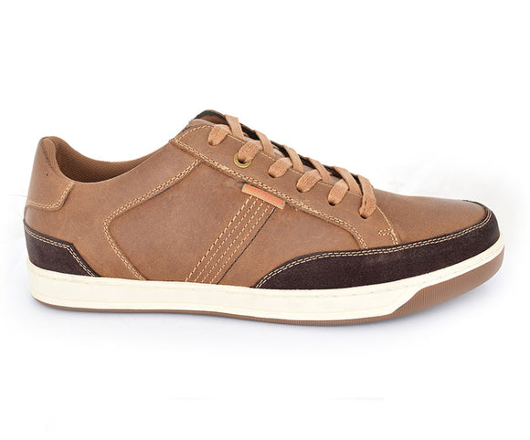 Tame-Athleisure Footwear for Men, brown