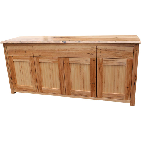 1.5 Henly Style Buffet 3 Doors, 3 Drawers