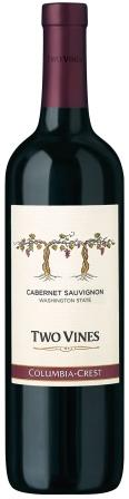 Columbia Crest Two Vines - Cabernet Sauvignon, Columbia Valley 2013