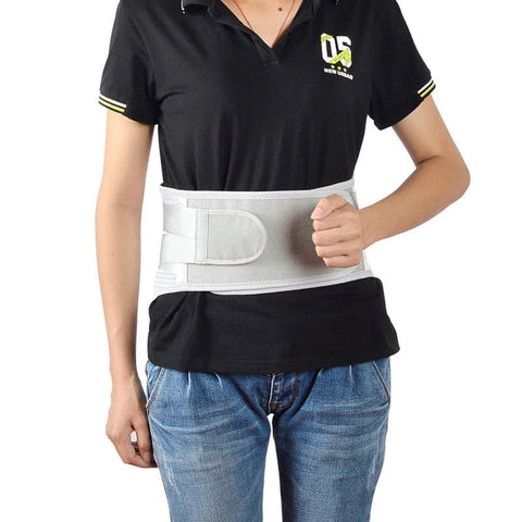 Breathable Widened Steel Plate Support Belt / Waist Plate Protruding Fixed Belt- ULTRABEAST FITNESS