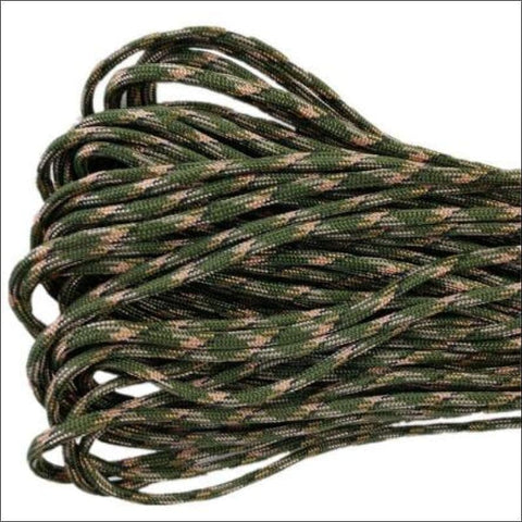 Image of 31m Paracord climbing Rope- ULTRABEAST FITNESS